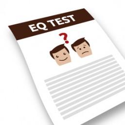 EQ test kód pre vyhodnotenie